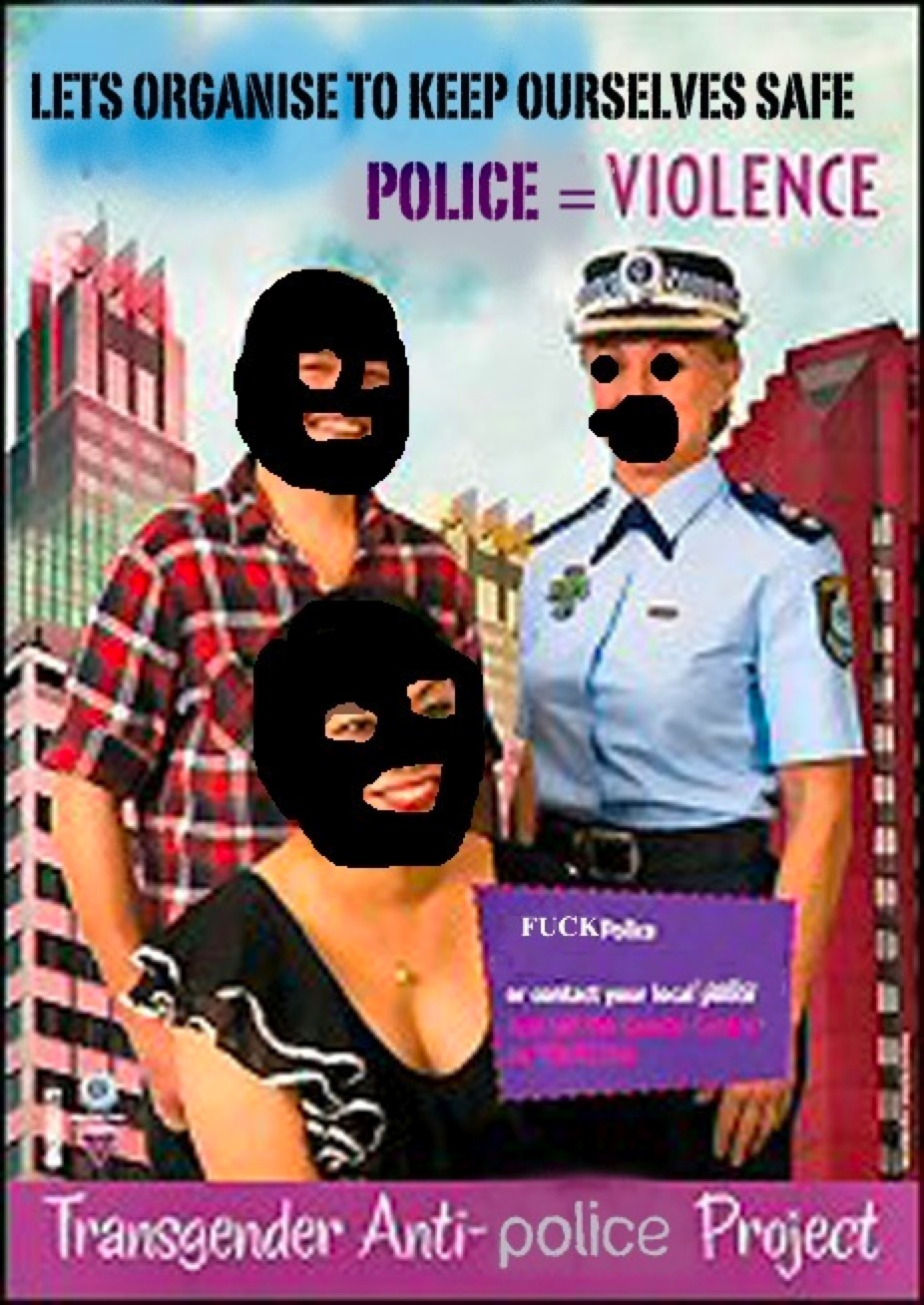 Trans anti-police project – DISACCORDS