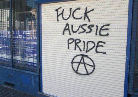 Fuck Aussie Pride
